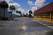 Daytona, Florida<br /> September 13, 2013<br />  <br /> Run down areas of Daytona in the city center.