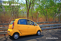 TATA Nano : The small CAR for the masses of India