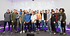 Frank Warren Boxing Promoter and BT Sport Press Conference at BT Tower London Great Britain <br /> <br /> 23rd January 2017 <br /> <br /> Frank Warren introduces Boxers who will be taking part in tournaments during 2017. <br /> <br /> <br /> <br /> Photograph by Elliott Franks <br /> Image licensed to Elliott Franks Photography Services