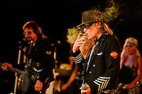 Warmup Gig von Udo Lindenberg  im Peppermint Park Studio in Hannover am 02.July 2015. Foto: Rüdiger Knuth