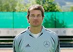 Fussball INTERNATIONAL EURO 2004 Nationalmannschaft ; DFB ; Deutschland, FOTOTERMIN    Jens Lehmann