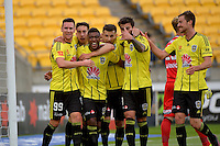 20170117 A League - Wellington Phoenix v Melbourne Victory