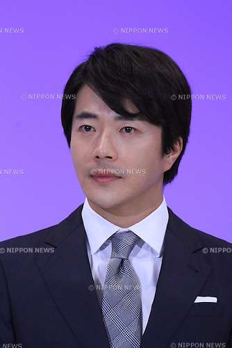 "Kwon Sang-Woo, July 19, 2015 : South Korean actor Kwon Sang Woo attends the ""Bridge to the future"" event to commemorate the 50th anniversary of the normalization of post war bilateral relations between South Korea and Japan in Tokyo on July 19, 2015. (Photo by Pasya/AFLO)"