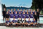 2011 UW Men's Soccer Team Photos