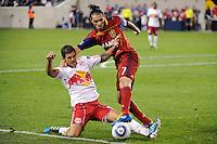 New York Red Bulls vs Real Salt Lake September 21 2011