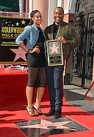 LOS ANGELES, CA. December 2, 2016: Lee Daniels &amp; daughter Clara Daniels at star ceremony for director Lee Daniels on the Hollywood Walk of Fame.<br /> Picture: Paul Smith/Featureflash/SilverHub 0208 004 5359/ 07711 972644 Editors@silverhubmedia.com