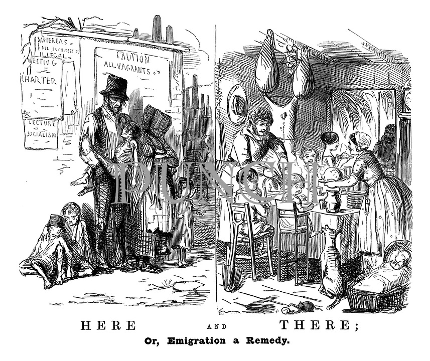 John Leech Cartoons From Punch Magazine Punch Magazine