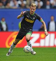 FUSSBALL   1. BUNDESLIGA   SAISON 2011/2012    6. SPIELTAG Hamburger SV - Borussia Moenchengladbach            17.09.2011 Marco REUS (Moenchengladbach) am Ball