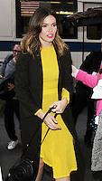 Mandy Moore Sighting in NYC
