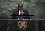 COTE D'iVOIRE<br /> H.E. Claude Stanislas BOUAH=KAMONPermanent Representative<br /> GA 28th plenary meeting