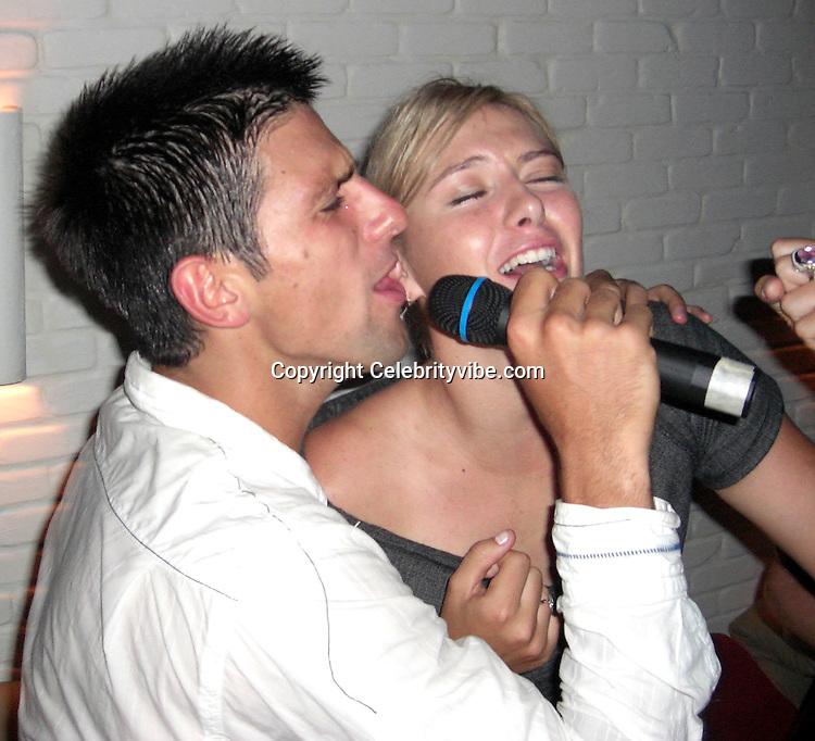 Djokovic and sharapova dating 8