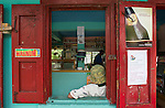 Store in the town of Cayon, Saint Kitts and Nevis