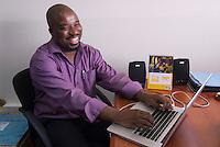 Eric M.K Osiakwan, Executive Secretary,  AfrISPA, the African ISP operators' association.
