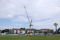 General view of the construction site ahead of Kent Spitfires vs Essex Eagles, Royal London One-Day Cup Cricket at the St Lawrence Ground on 17th May 2017