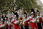 2012 Annual Columbus day parade in New York