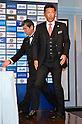 2014 SUZUKI All Star Series press conference in Tokyo