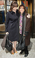 APR 16 Martha Williamson and Valerie Harper at NBC's NY Live