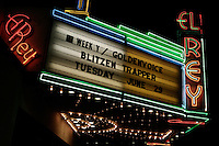 blitzen trapper and moondoggies at the el rey, hollywood
