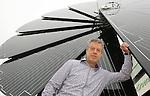 Foto: VidiPhoto<br /> <br /> DEVENTER - Directeur Jan Jette Donker van Het Groenbedrijf in Deventer.