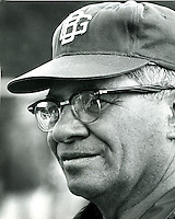 Green Bay Packers coach Vince Lombardi<br />(photo Ron Riesterer/photoshelter)