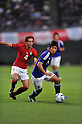 Naoki Yamada (JPN), AUGUST 10, 2011 - Football / Soccer : International friendly match  between U-22 Japan 2-1 U-22 Egypt at Sapporo Dome, Hokkaido, Japan. (Photo by Atsushi Tomura/AFLO SPORT) [1035]