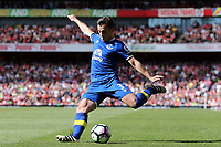 Leighton Baines of Everton during Arsenal vs Everton, Premier League Football at the Emirates Stadium on 21st May 2017