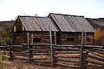 The ghost town of Grafton in Southwestern Utah.