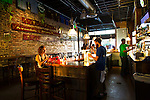The Avondale Brewing Company in the Avondale neighborhood, Birmingham, Alabama