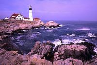 Portland Head Lighthouse, Maine, New England
