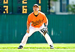 21 May 2007: Baltimore Orioles infielder Gera Alvarez in action against the Toronto Blue Jays during Baseball's Annual Hall of Fame Game at Doubleday Field in Cooperstown, NY. The Orioles defeated the Blue Jays 13-7 in front of a sellout crowd of 9,791 at the historical ballpark...Mandatory Credit: Ed Wolfstein Photo