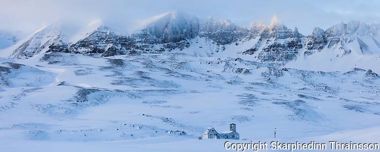 Hraun, north Iceland