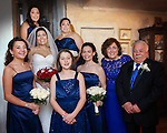 1B - Bride Getting Ready - Family Portraits