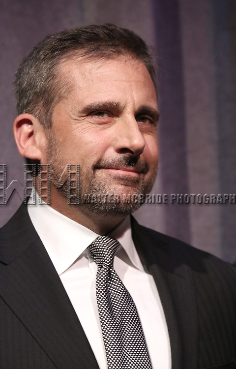 Steve Carell during the on stage Presentation for 'Foxcatcher' at the Roy Thomson Hall during the 2014 Toronto International Film Festival on September 8, 2014 in Toronto, Canada.