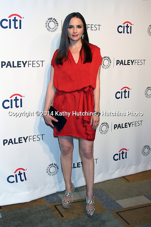 """LOS ANGELES - MAR 22:  Rachael Leigh Cook at the PaleyFEST 2014 - """"The Vampire Diaries"""" & """"The Originals"""" at Dolby Theater on March 22, 2014 in Los Angeles, CA"""
