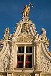 Old Recorders House, Burg Square, Bruges, Belgium, Europe