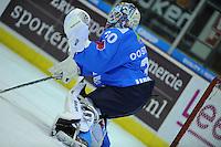 IJSHOCKEY: HEERENVEEN; 20-12-2014, IJsstadion Thialf, UNIS Flyers - Eindhoven Kemphanen 201214, uitslag 7-0, Martijn Oosterwijk (#30), ©foto Martin de Jong