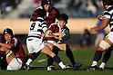 Hayato NIshibashi (Waseda), DECEMBER 4, 2011 - Rugby : Kanto Intercollegiate Rugby Games between Waseda University 18-16 Meiji University at National Stadium, Tokyo, Japan. (Photo by YUTAKA/AFLO SPORT) [1040]