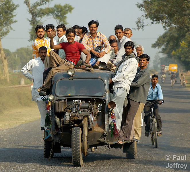 Image result for India's Carpool System