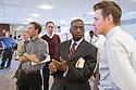 Charles Ashley, right, Ted James, M.D. SURGERY SENIOR MAJOR SCIENTIFIC PROGRAM.