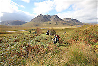 BNPS.co.uk (01202 558833)<br /> Pic: GeoffAllan/BNPS<br /> <br /> A classic bothy with plenty of sleeping space located at the stunning Shenavall on the Northern Highlands.<br /> <br /> Views with rooms. - New book reveals the remote 'bothies' that lie hidden in some of Britain's most spectacular locations.<br /> <br /> Nestled away in the beautiful remote wilderness of Scotland are a network of secluded mountain huts - known as bothies - where walkers can stay the night before heading to pastures new.<br /> <br /> What is so special about these quaint outposts in some of the most idyllic and untouched landscapes north of the border is that they are completely free to use.<br /> <br /> As a result, the location of many bothies has been a closely guarded secret with visitor centres reluctant to advertise their whereabouts for fear they become overcrowded.<br /> <br /> But in his new book, The Scottish Bothy Bible, author and photographer Geoff Allan has listed more than 80 of them in a bid to make them known to a wider audience.