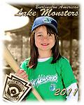 2011 Burlington American Lake Monsters