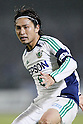 Kento Tsurumaki (Matsumoto Yamaga), April 27, 2012 - Football / Soccer : 2012 J.LEAGUE Division 2, 10th Sec match between FC Machida Zelvia 0-1 Matsumoto Yamaga F.C. at Machida Stadium, Tokyo, Japan. (Photo by Yusuke Nakanishi/AFLO SPORT) [1090]