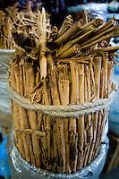 Canela (cinnamon), Central de Abastos, Oaxaca
