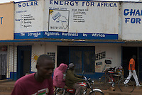 The Struggle Against Darkness in Africa