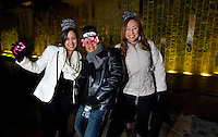 Romare Bearden Park - Series of images from WBTV First Night Charlotte, an annual New Year's celebration in  Romare Bearden Park in center city Charlotte, NC. Artists, dancers, comedians, musicians and magicians performed throughout the day-long family friendly event on December 31, 2013 to January 1, 2014.