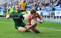 London Irish v Gloucester