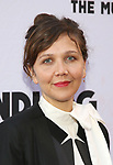 Maggie Gyllenhaal attends the Broadway Opening Night performance of 'Groundhog Day' at the August Wilson Theatre on April 17, 2017 in New York City