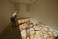 57th Art Biennale in Venice - Viva Arte Viva.<br /> Mongolia.<br />Lost in Tngri (Lost in Heaven). Enkhtaivan Ochirbat.