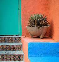 Patterns, Colors & Textures - New Mexico