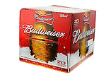 Box of Budweiser Beer - Mar 2013.